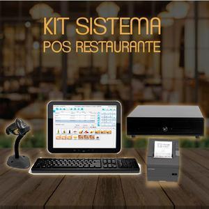 SIstema pos, facturación para restaurante y comidas rapidas