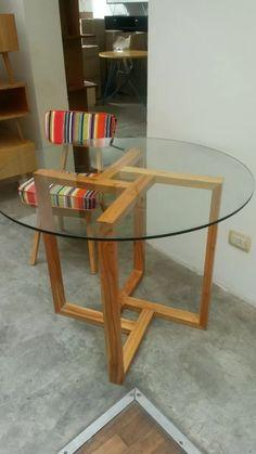 Se vende vidrio para mesa de comedor