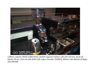 VENTA DE MUEBLES DE CAFE BAR