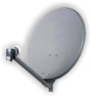 Antenas FTA AMAZONAS Y DIRECTV