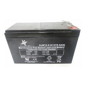 Bateria Star Tec 12v/9ah Repuesto Para Ups