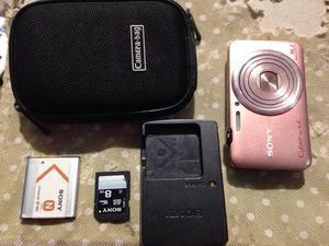 Camara Sony Cybert Shot de 16.2 megapixeles