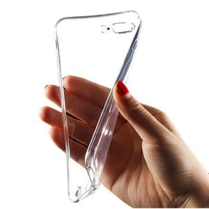 Carcasa Forro Estuche De Silicona Case Iphone 7 Y 7 Plus