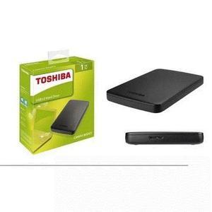 Disco Duro Externo Toshiba Color Negro 1 Tera