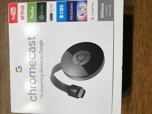 Google Chromecast nuevo Segunda Generación