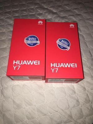 Huawei Y7 Nuevo