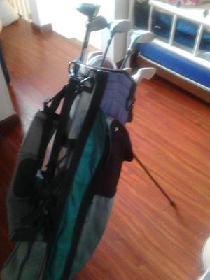 Juego 10 Palos De Golf Con Bolsa,relacionados