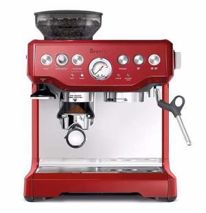 Maquina De Cafe Expreso Breville Bes870cbxl Barista Express
