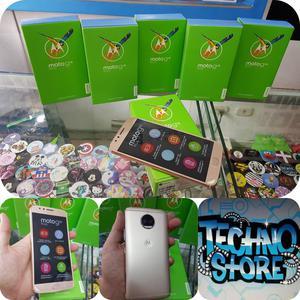 NUEVO Motorola Moto G5S PLUS Dorado y Negro 4g Totalmente