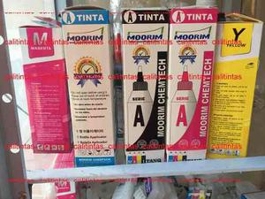 Tinta Para Sublimacion Moorim Original Koreana 100ml