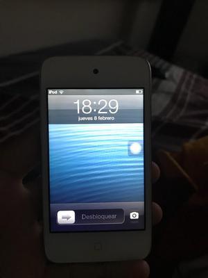 Vendo iPod Touch 4G de 32Gb