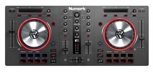 controlador dj numark mixtrack 3