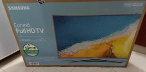 televisor led samsung 40 pulgadas smart tv wifi curved para