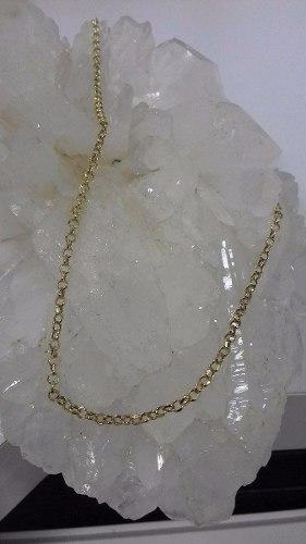 Cadena Para Mujer En Oro De 18k 40cm Ref: