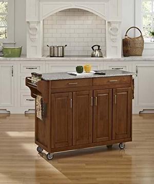 Home Styles  Carro De Cocina Para Gabinete Creat...