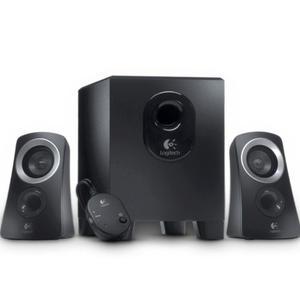 Logitech Z313, Altavoces 2.1 De Sonido Potente Y Equilibrado