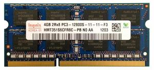Memoria Ram DDr3 4GB Mhz para portátil
