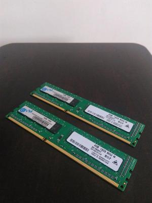 Memoria Ram Ddr3 4gb para Pc Escritorio