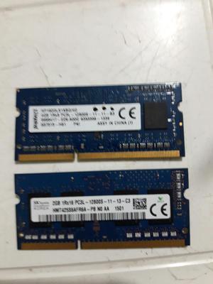 Memorias Ram Ddr3 para Portatil