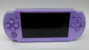 Psp  Sony Con Cargador Y Memoria Juegos