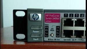 Switch Hp Procurve 48 Puertos