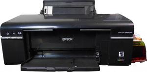mpresora EPSON T50 sistema de tinta continuo