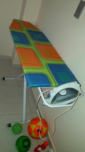 Mesa de planchar plegable posot class - Mesa para planchar ...