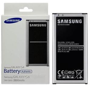 Bateria Original Samsung Galaxy S5 Grande I G900 Caja