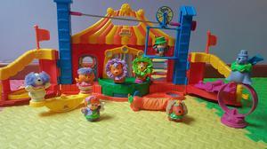 Circo de Little People Fisher Price