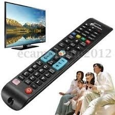 Control Remoto Samsung Tv Led, Lcd, Smart Univ + Obsequio