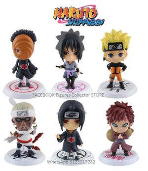 Mini figuras de Naruto Bogotá