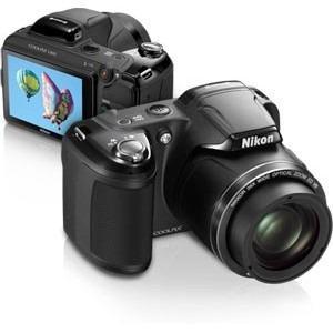 Oferta Express 24hrs Nikon Coolpix Lmpx + 26x Optico
