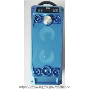 Parlante,altavoz Speaker Modelo Qs-36 Y Ms, Bluetooth,fm