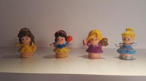 Princesas Little People