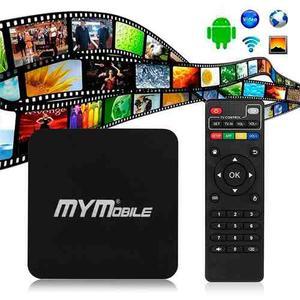 Tv Box M&m Android Convierte Tv A Smart Ram 1gb Wifi 8gb 4k