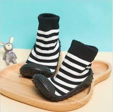 Zapatos Medias Antideslizantes Para Bebé