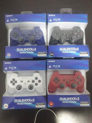 Control Sony Ps3 Inalambrico Play Station 3,2 Y 1
