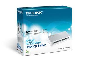 Switch Tp Link 8 Puertos Nuevo