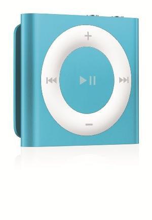 Apple Ipod Shuffle 2gb Blue (4ta Generación)