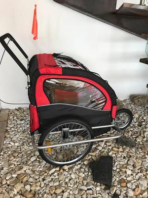 Coche Y Trailer para Bicicleta