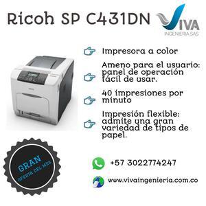 RICOH Aficio SP C431DN