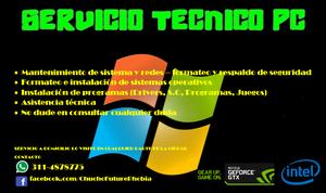 SERVICIO TECNICO DE PC!