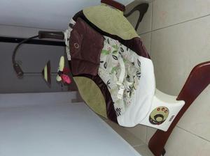 Silla musical para bebes Fisher Price Coleccin Zen