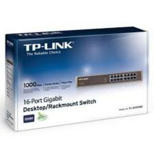Switch 16 Puertos Gigabit