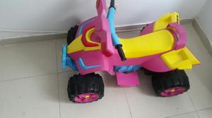Vendo Moto para Niña Recargable