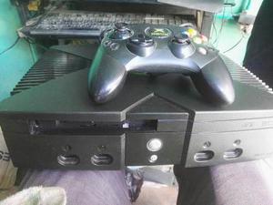 Xbox Clasico Con 27 Juegos Interno