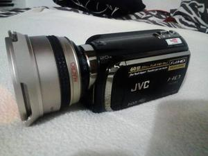 Camara De Video Full Hd p Jvc Gz-hd300bu, 60gb Disco Int