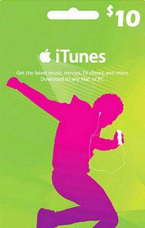 Codigo Itunes 10 Usd Apple Gift Card Itunes 10usd Digital