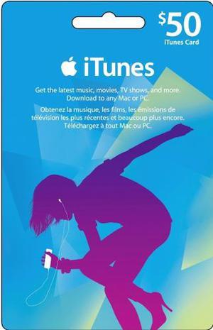 Codigo Itunes 50 Usd Apple Gift Card Itunes 50usd Digital