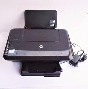 Impresora Hp Deskjet  Todo En 1 Con Cables 9/10